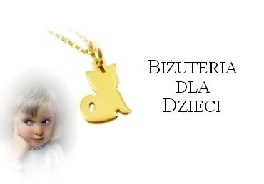 Biżuteria dla dzieci