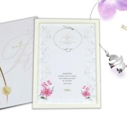 Prezent na urodziny, imieniny,rocznice bransoletka srebrna